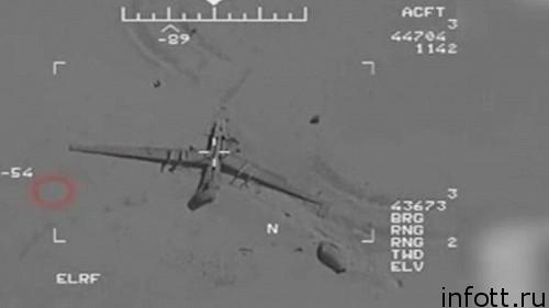 Иранские военные заявили овзломе американских беспилотников вСирии