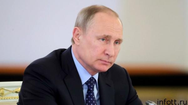 Путин выразил соболезнования президенту ЮАР в связи с разрушительным наводнением