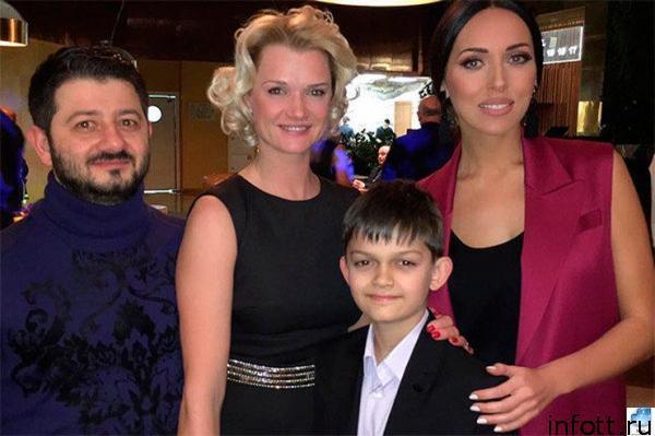 Светлана Хоркина показала фотографии своего сына, рождённого от Кирилла Шубского