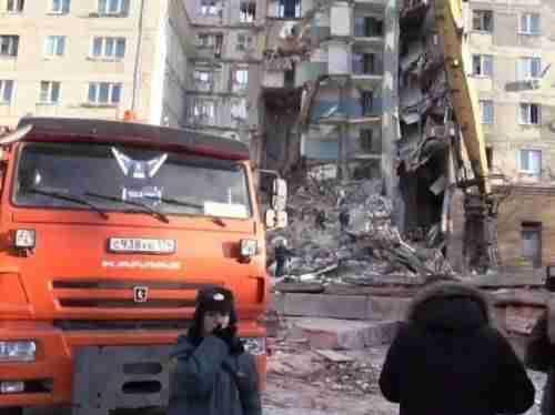 До 36 увеличилось количество жертв обрушения дома в Магнитогорске