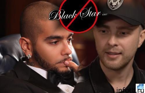 Крид разрывает хит-парады! Лейбл Black Star теряет популярность из-за «грешного» Егора