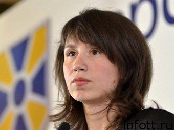 На Украине Татьяна Черновол призвала взрывать военные склады в России