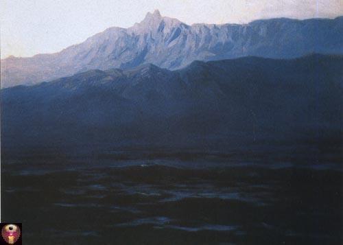 Картина Куинджи из Третьяковской галереи: сколько стоит, кто похитил, съёмки с камер наблюдения, новости