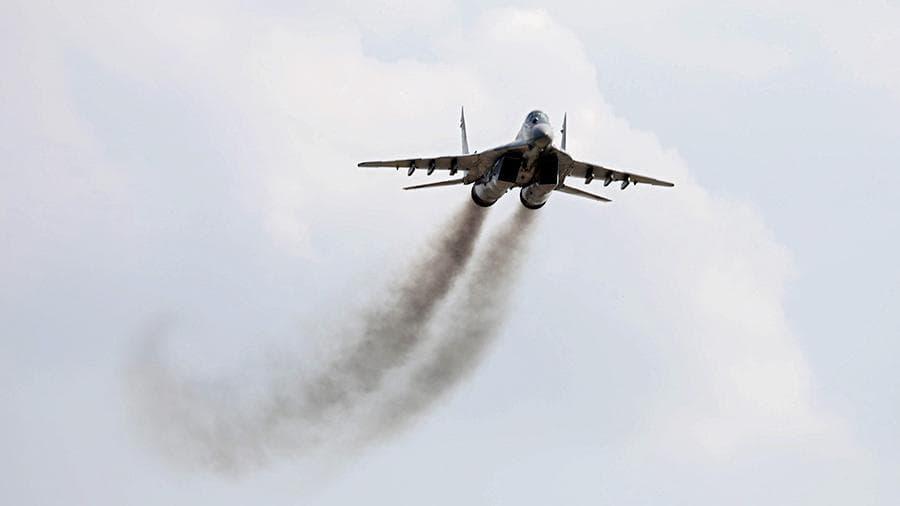 В Египте разбился МиГ-29, подробности: причина крушения